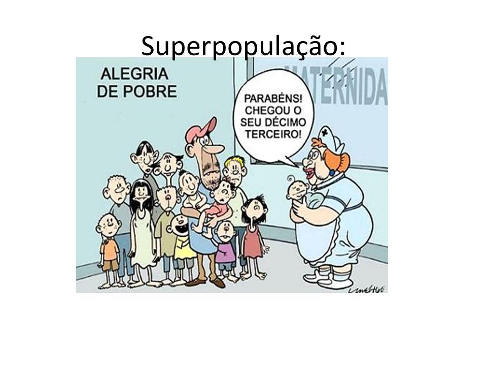 Superpopulação: