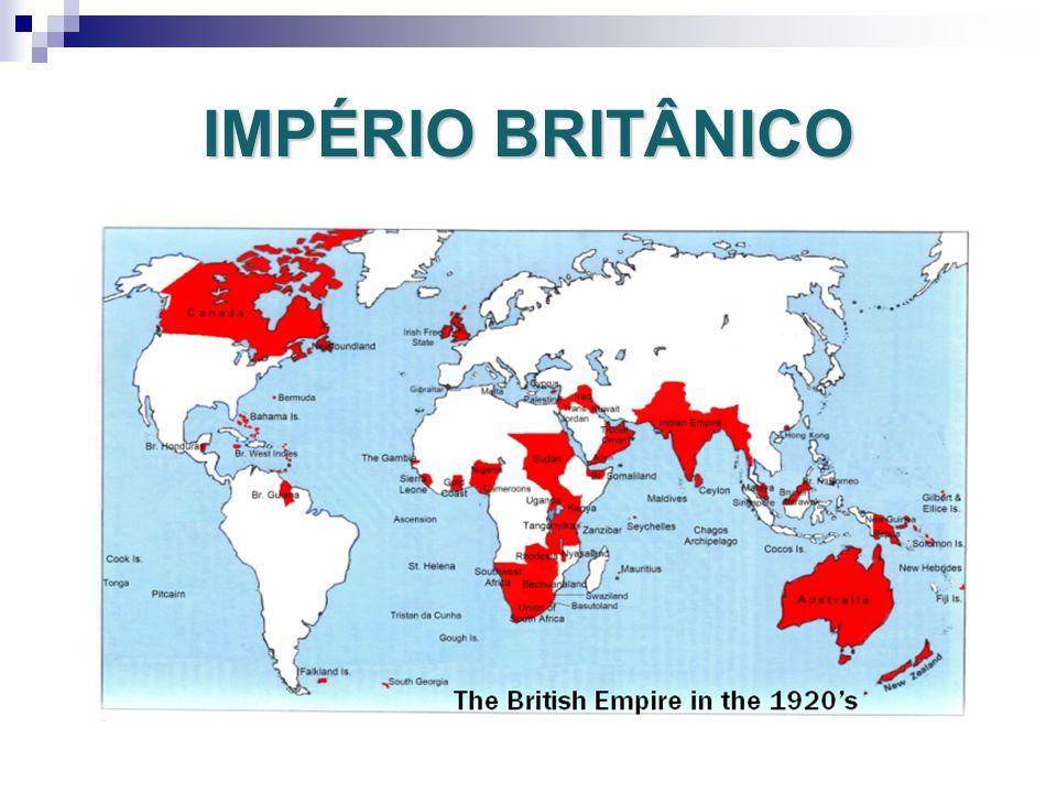 IMPÉRIO BRITÂNICO