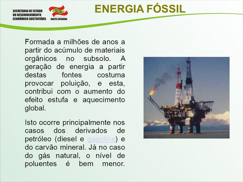 ENERGIA FÓSSIL