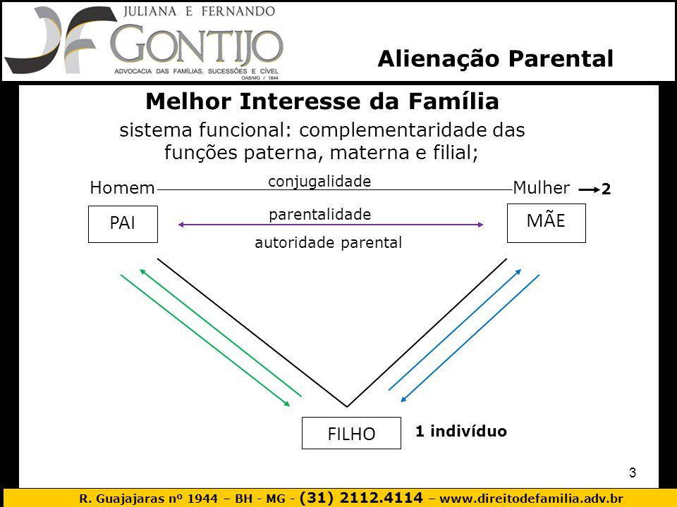 Melhor Interesse da Família