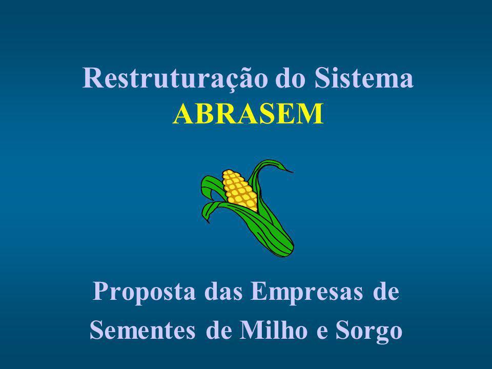 Restruturação do Sistema ABRASEM