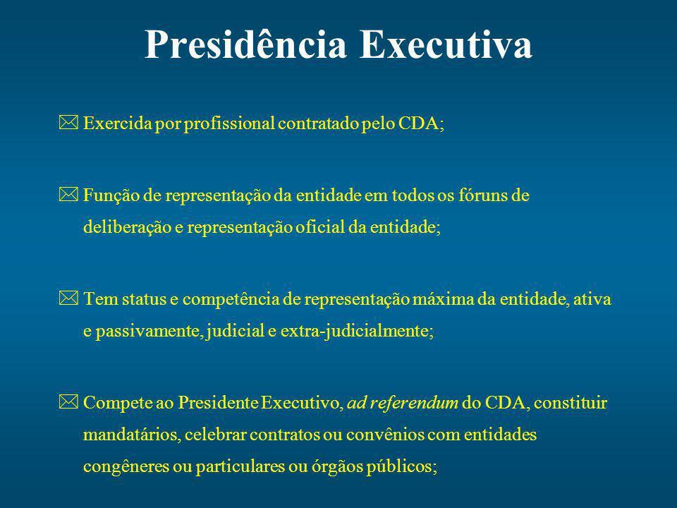 Presidência Executiva