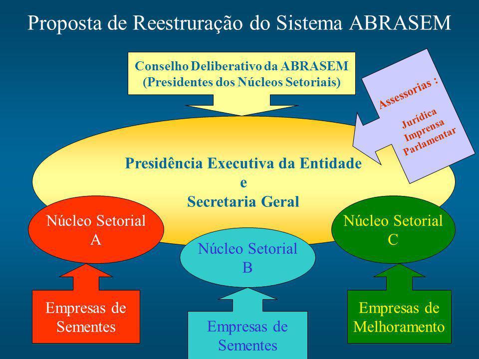Proposta de Reestruração do Sistema ABRASEM