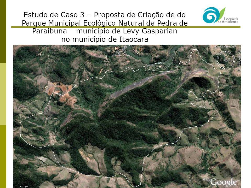 Paraibuna – município de Levy Gasparian no município de Itaocara