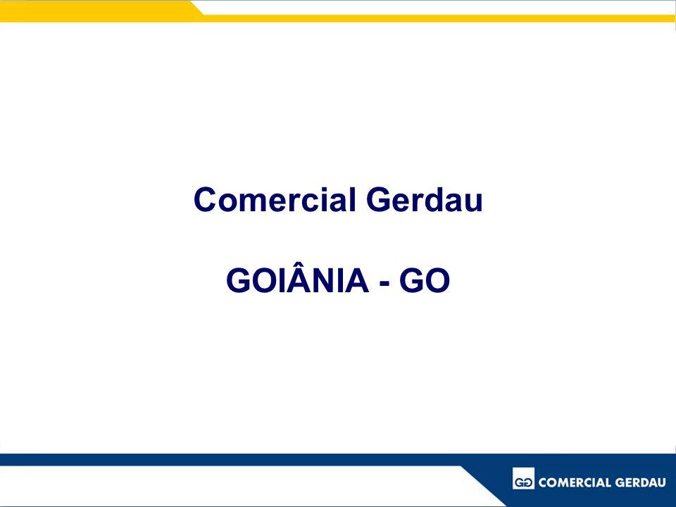 Comercial Gerdau GOIÂNIA - GO