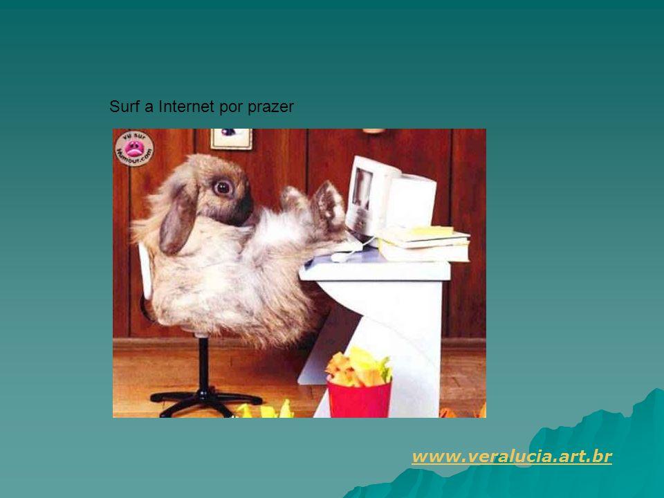 Surf a Internet por prazer
