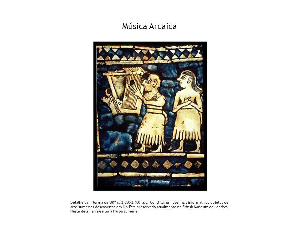 Música Arcaica