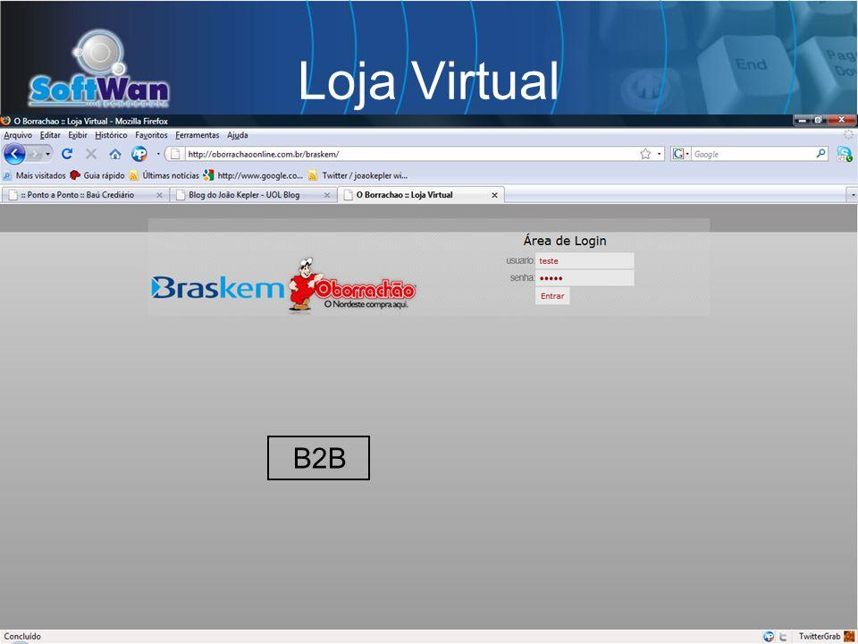 Loja Virtual B2B