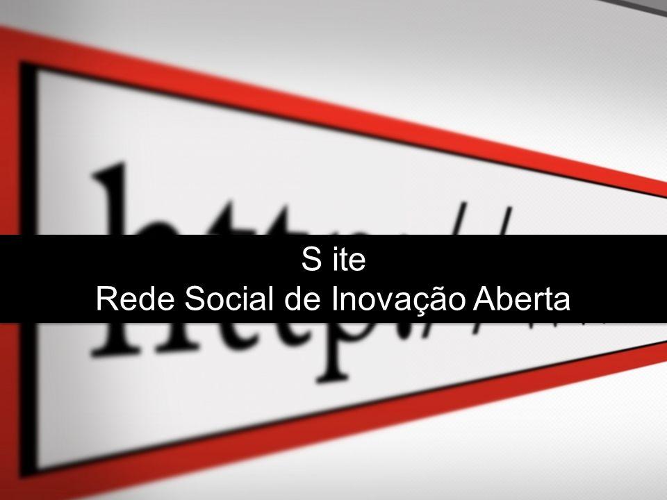 Rede Social de Inovação Aberta