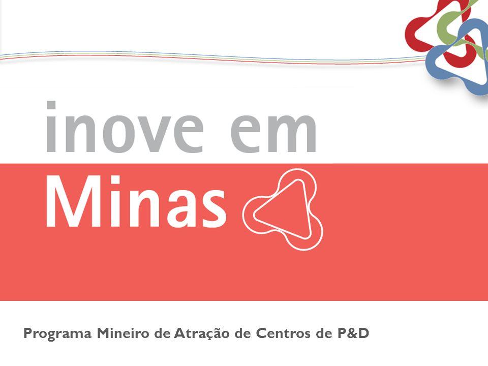 Programa Mineiro de Atração de Centros de P&D