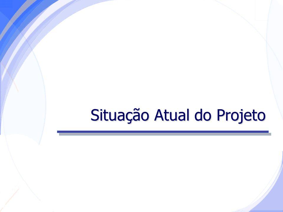 Situação Atual do Projeto
