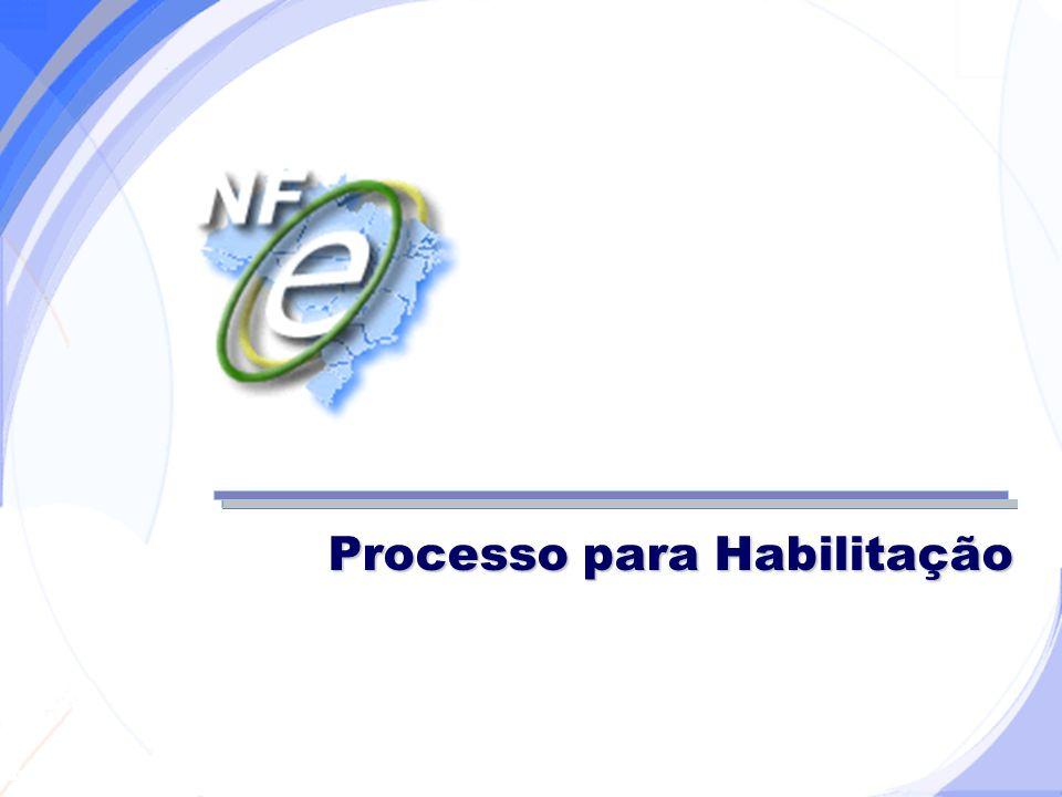 Processo para Habilitação