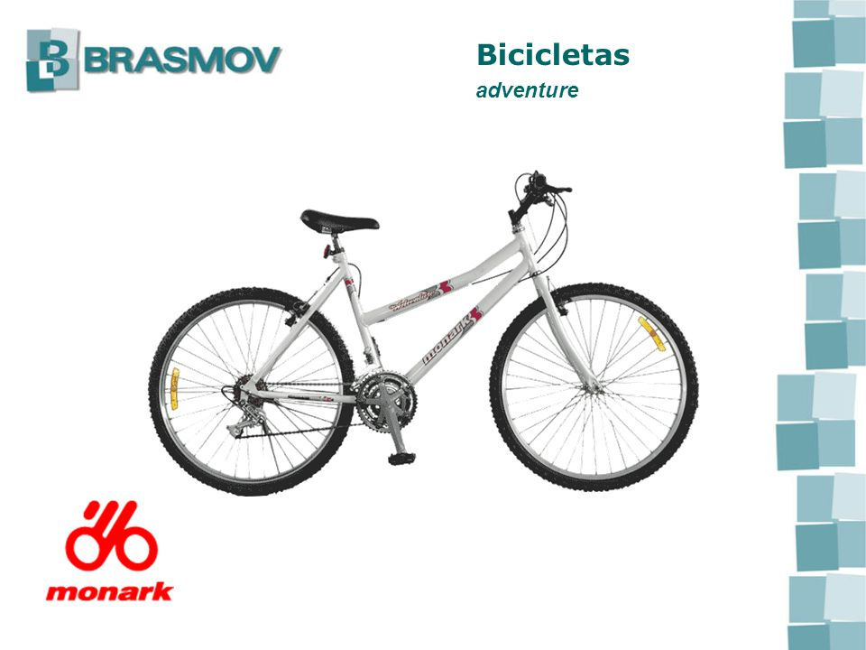 Bicicletas adventure
