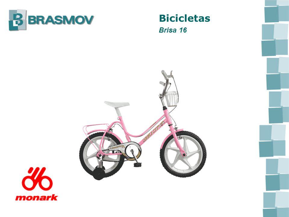 Bicicletas Brisa 16