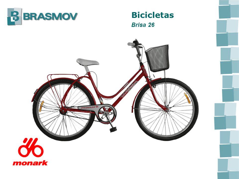 Bicicletas Brisa 26