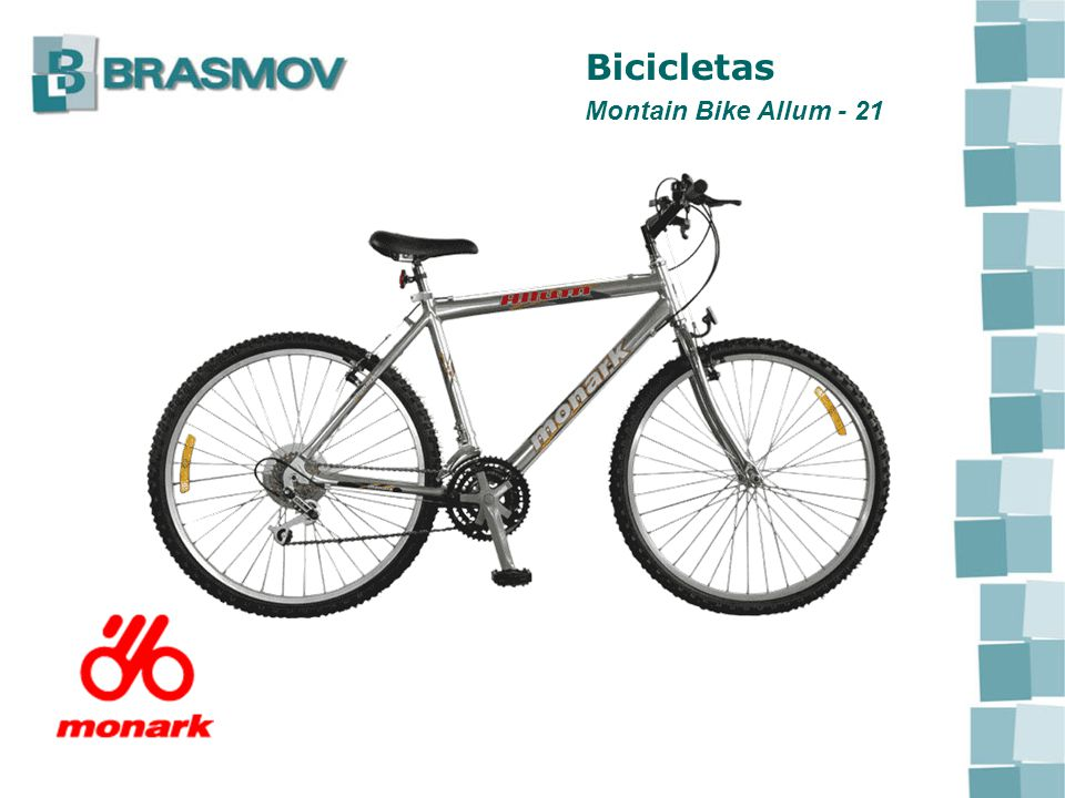 Bicicletas Montain Bike Allum - 21