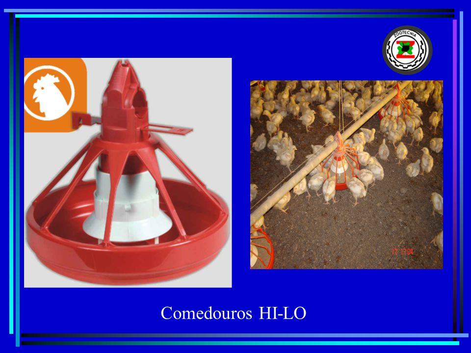 Comedouros HI-LO
