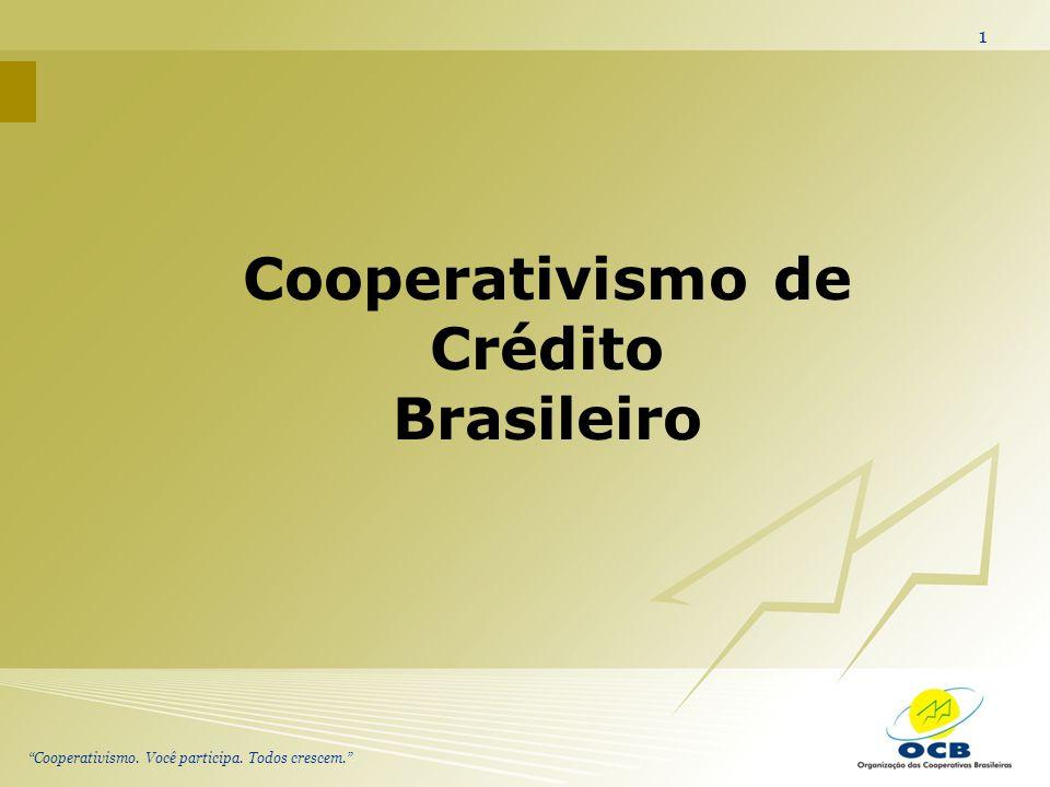 Cooperativismo de Crédito Brasileiro