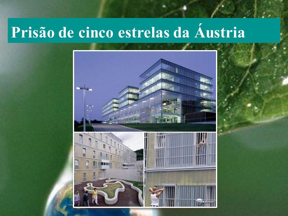 Prisão de cinco estrelas da Áustria