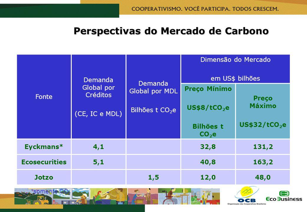 Perspectivas do Mercado de Carbono