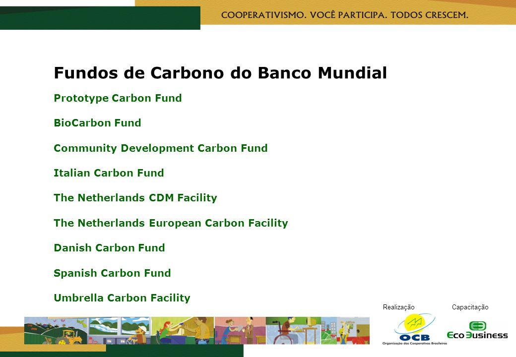Fundos de Carbono do Banco Mundial