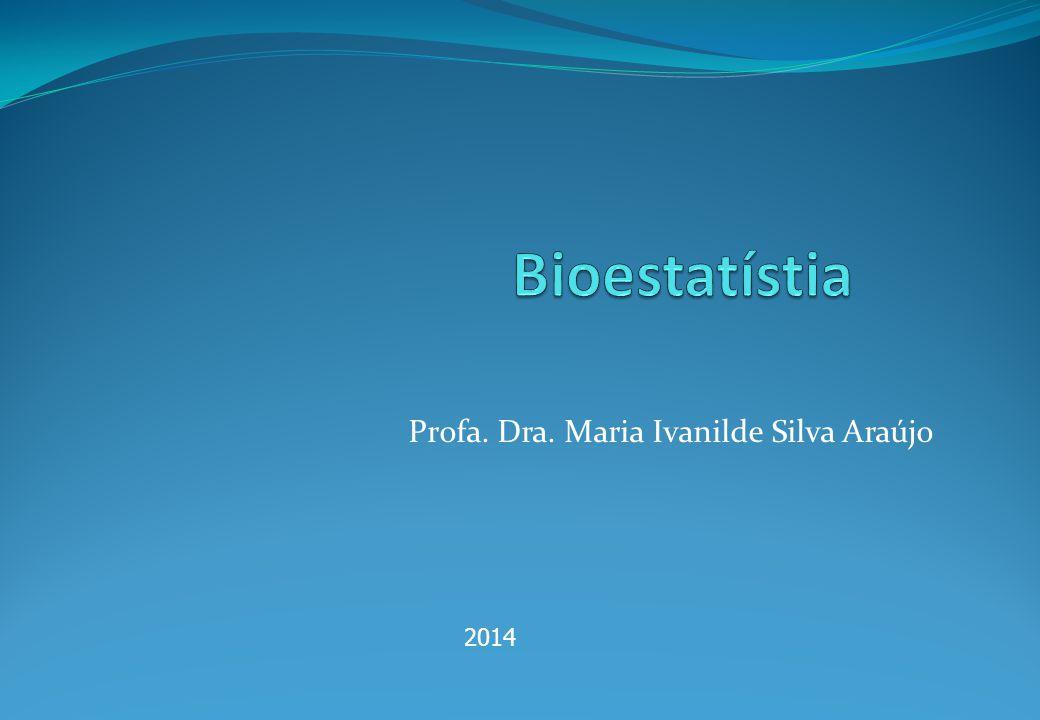 Profa. Dra. Maria Ivanilde Silva Araújo