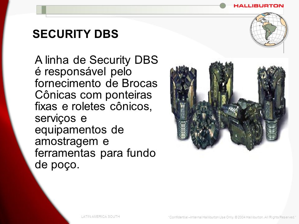 SECURITY DBS