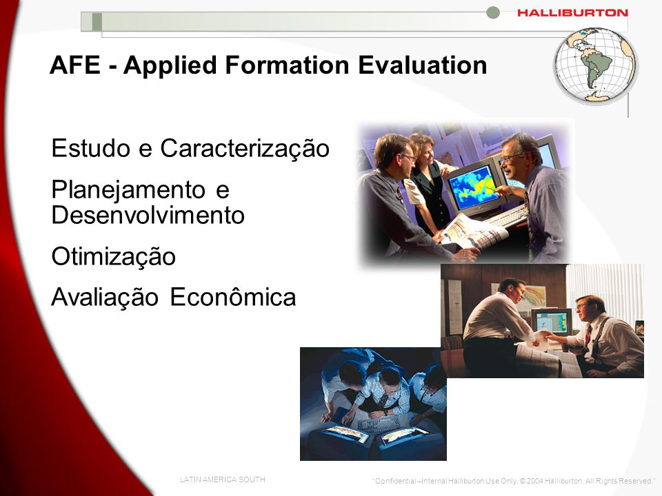 AFE - Applied Formation Evaluation