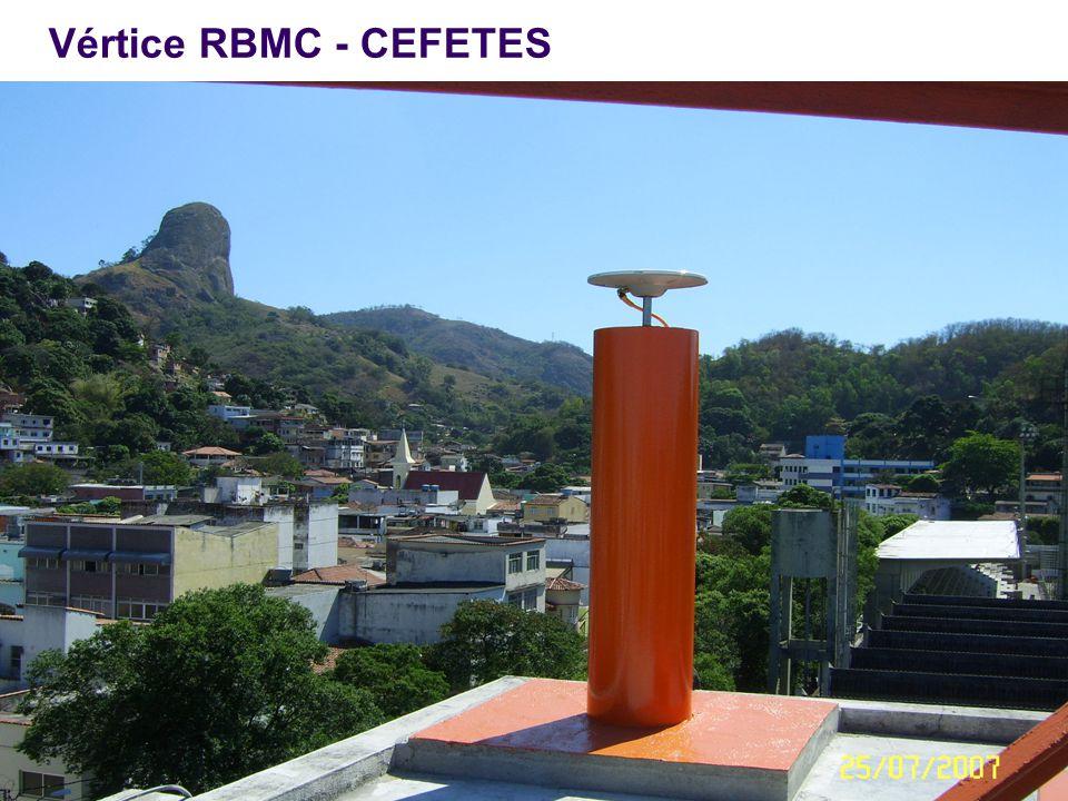 Vértice RBMC - CEFETES