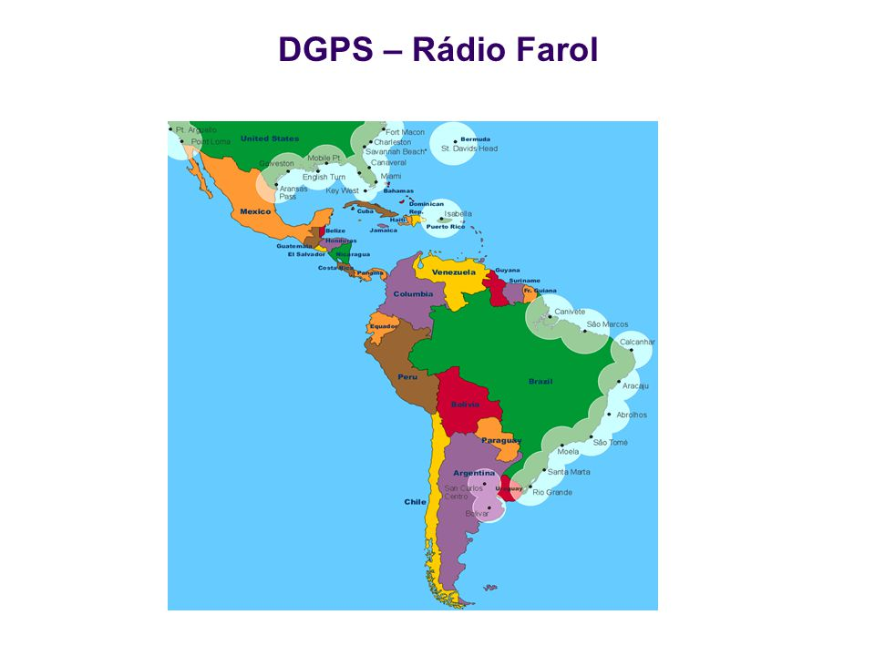 DGPS – Rádio Farol