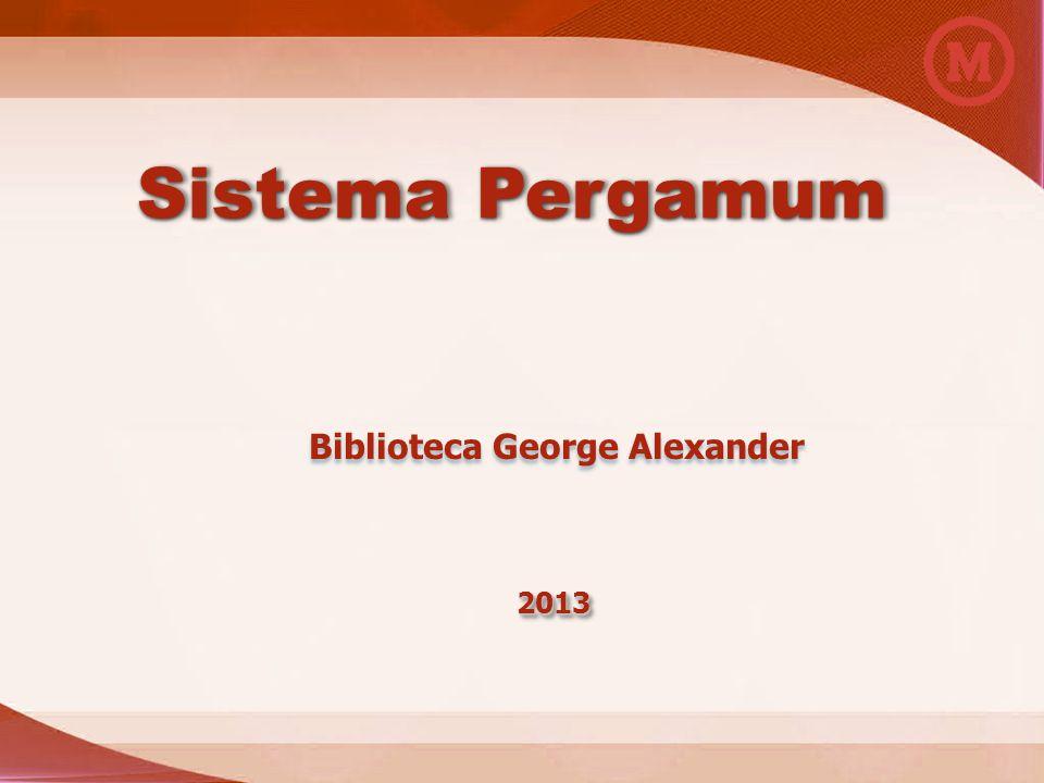 Biblioteca George Alexander