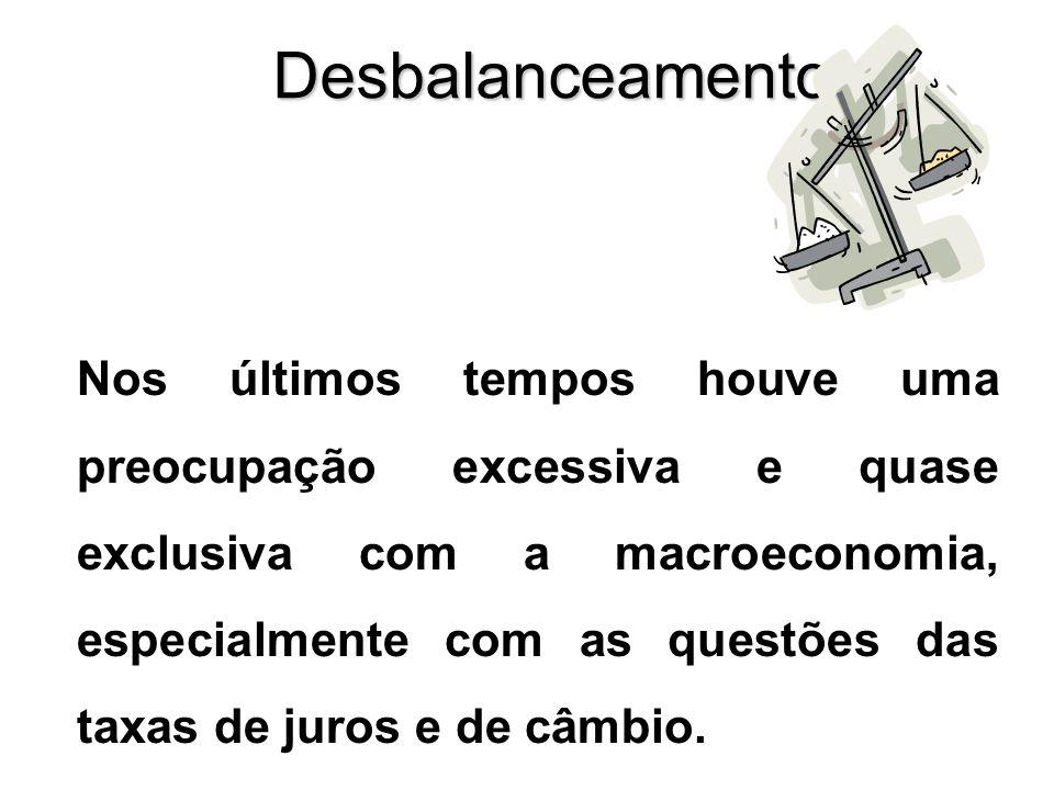 Desbalanceamento