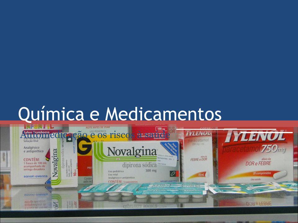 Química e Medicamentos