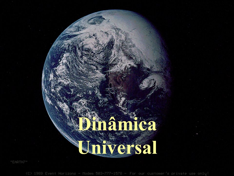 Dinâmica Universal