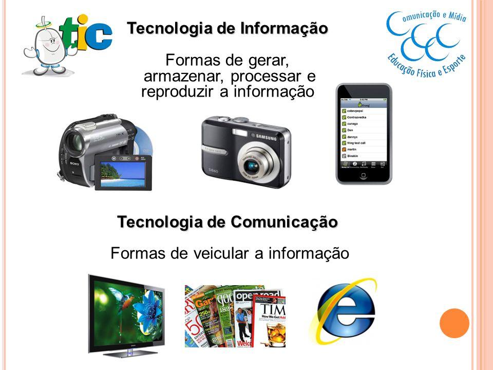 Tecnologia de Comunicação