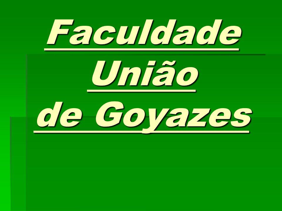 Faculdade União de Goyazes