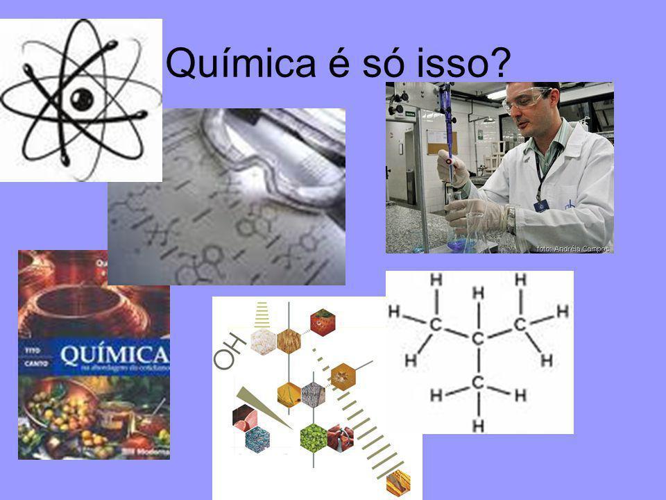 Química é só isso