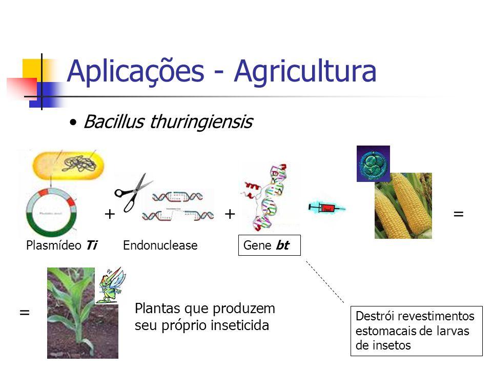 Aplicações - Agricultura