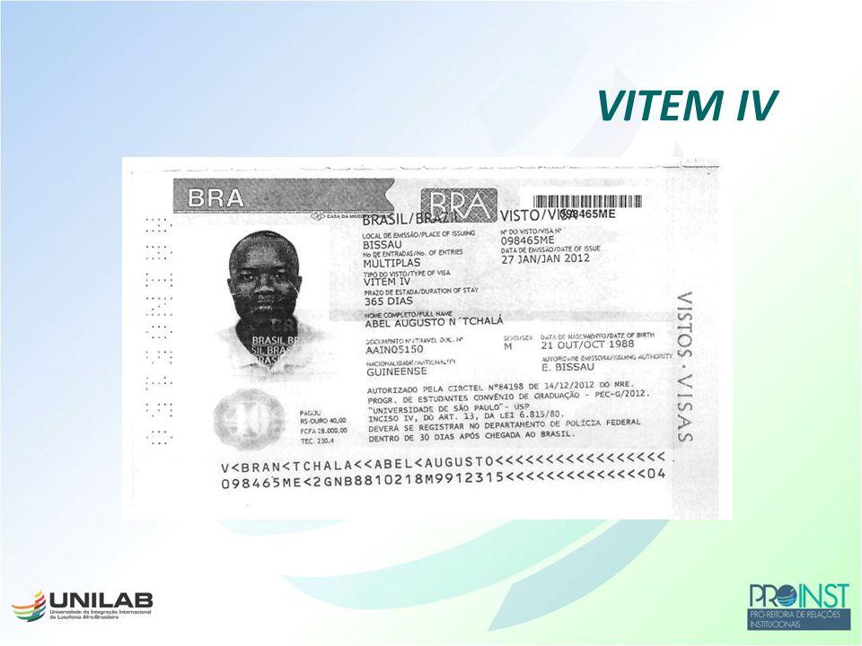 VITEM IV