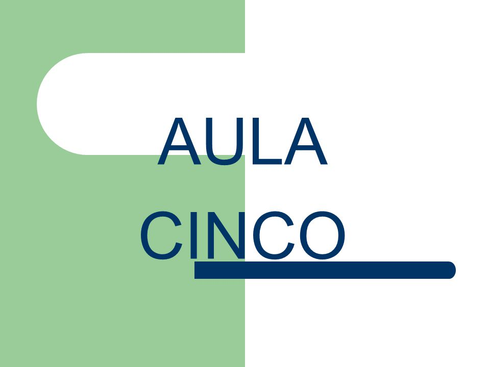 AULA CINCO