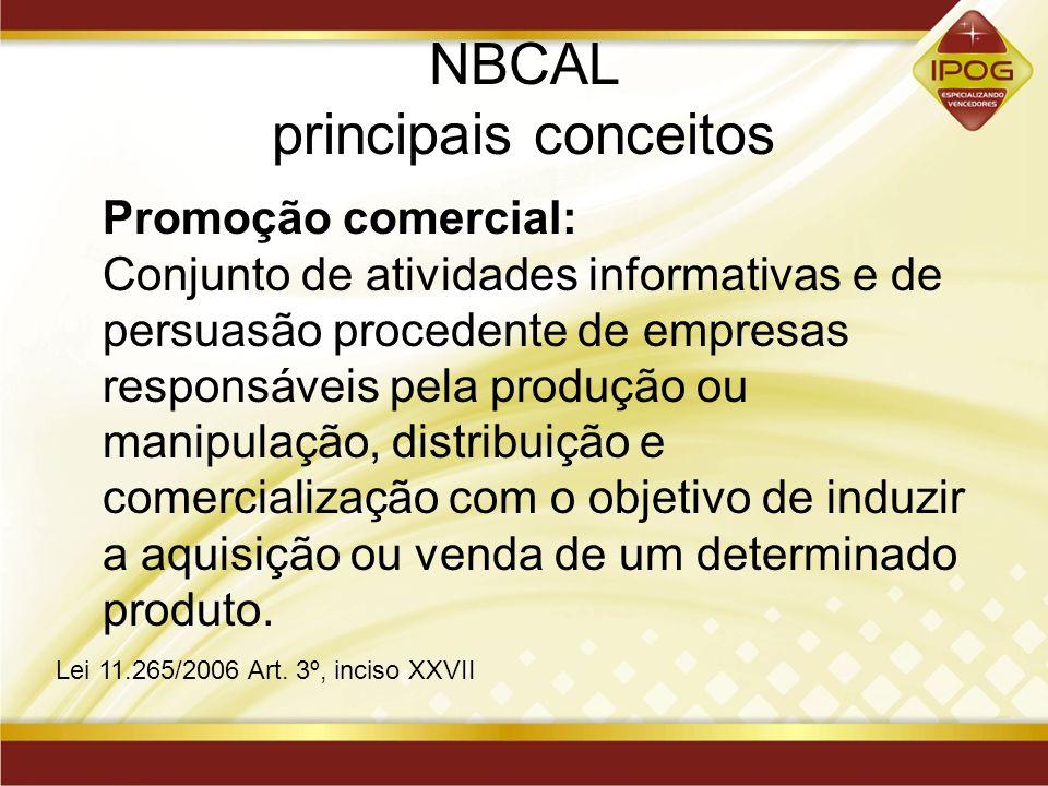 NBCAL principais conceitos