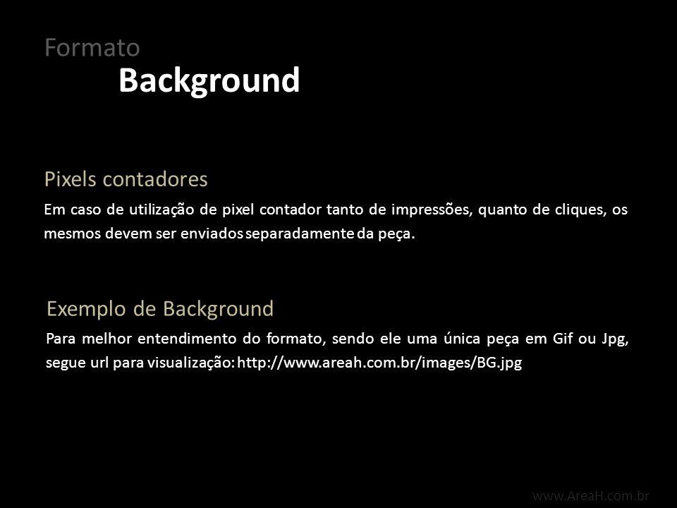Background Formato Pixels contadores Exemplo de Background