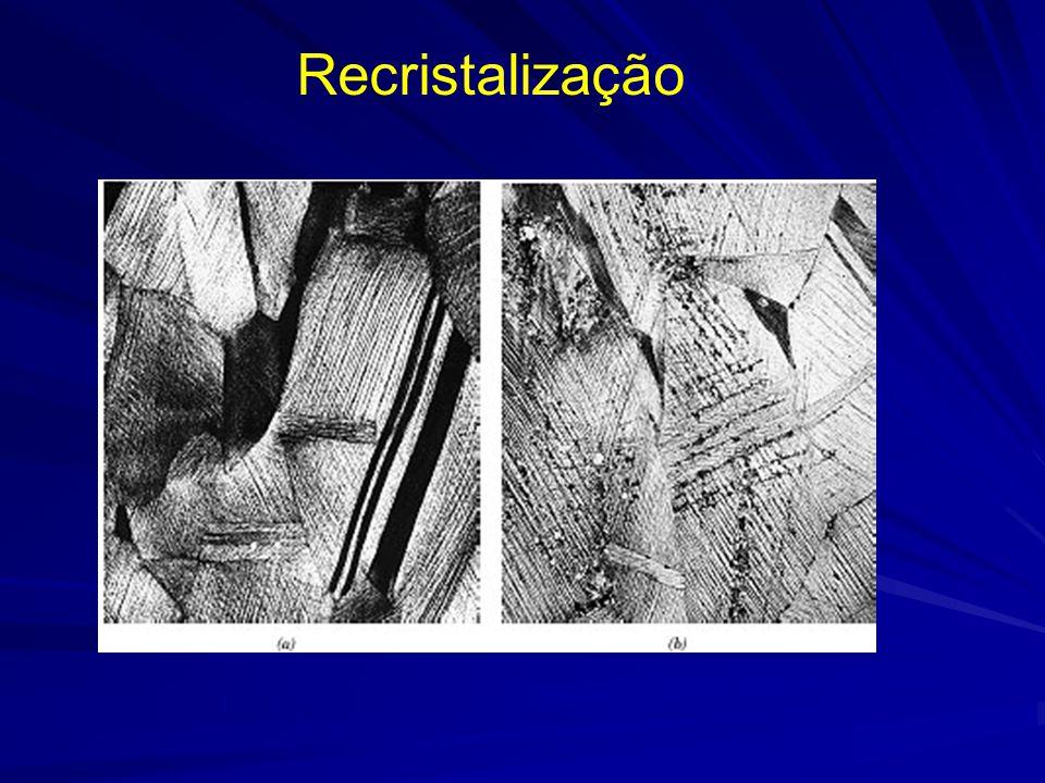 Recristalização