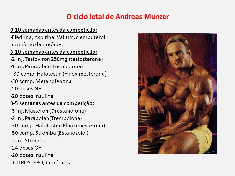 O ciclo letal de Andreas Munzer