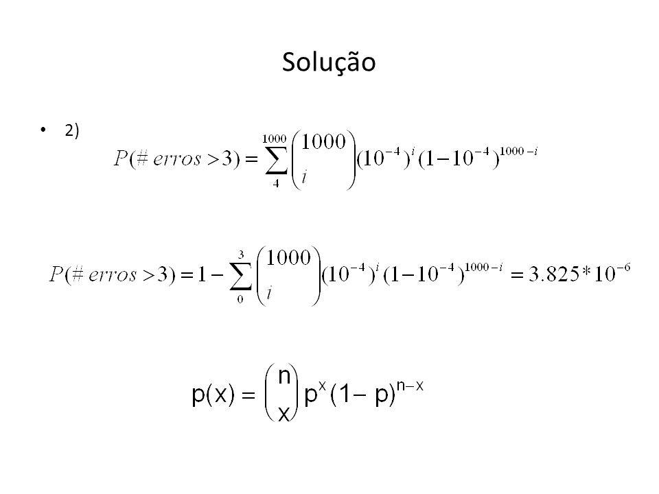 Solução 2)