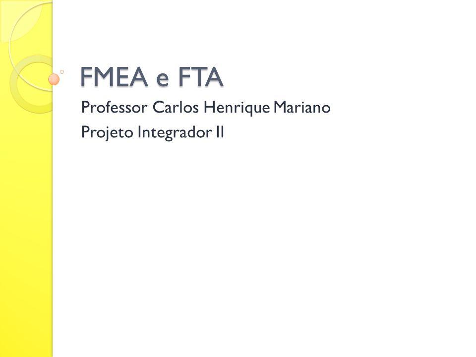 Professor Carlos Henrique Mariano Projeto Integrador II