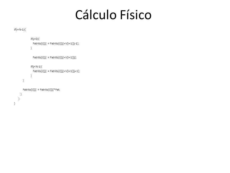 Cálculo Físico