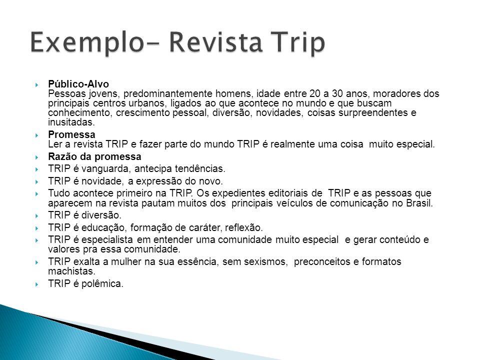 Exemplo- Revista Trip