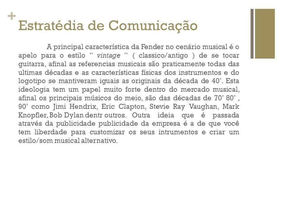 Estratédia de Comunicação