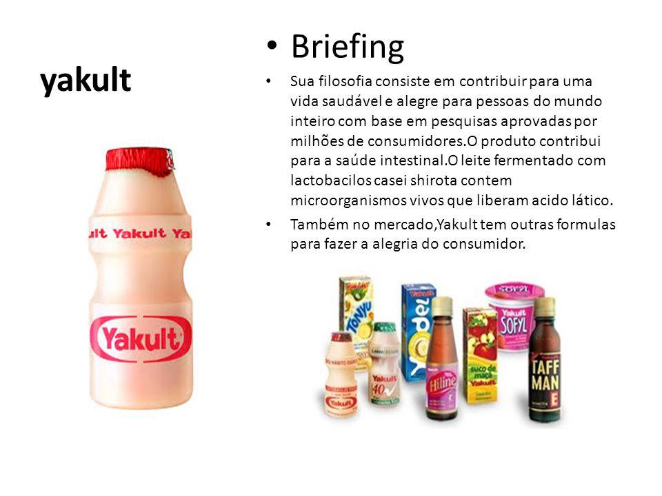 yakult Briefing.